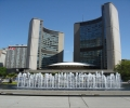 Toronto City Hall: Washroom Renovation, Chilled & Condenser Water Pump Replacement